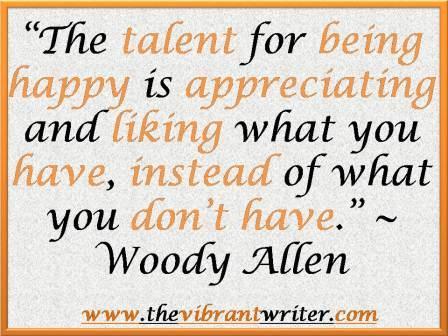 Quote: Woody Allen