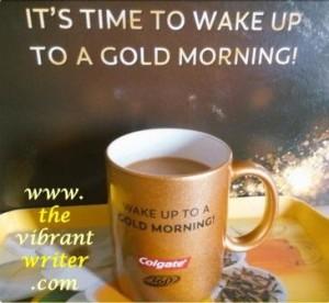 Colgate Gold Morning
