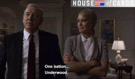 One Nation...Underwood