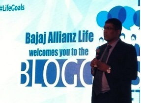 Bajaj Allianz Life Insurance CIO Mr. Sampath Reddy