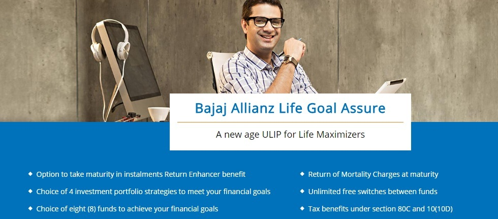 Bajaj Alliance Life Goal Assure Policy